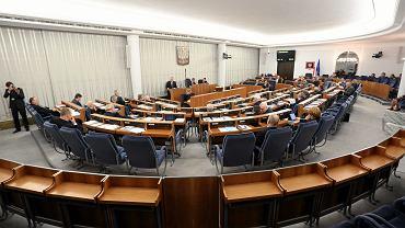 Posiedzenie senatu, 29.11.2016