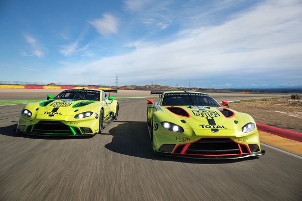 Tag Heuer i Aston Martin