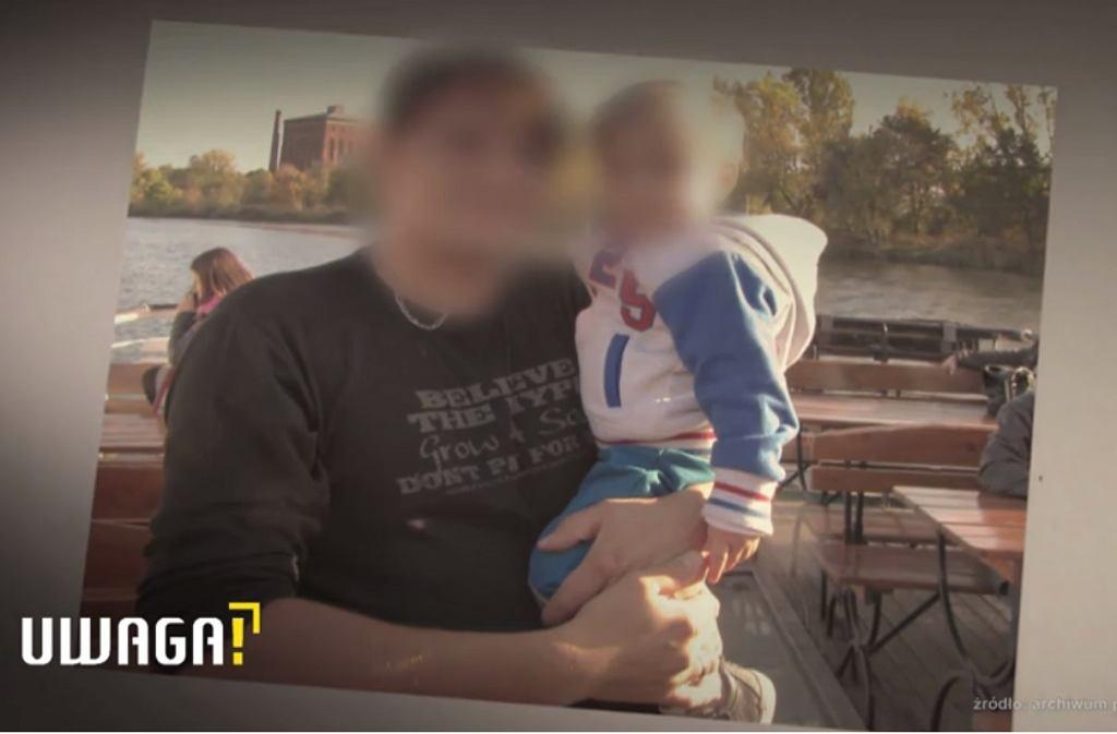 Ojciec otruł siebie i swojego 4-letniego synka