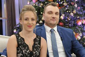 Grzesiek i Dorota  w 'Rolnik szuka żony'