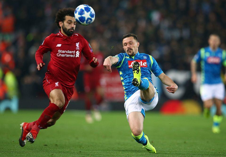 Mohammed Salah strzelił, Liverpool wygrał