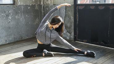 pięć ćwiczeń, które warto wykonać przed biegiem