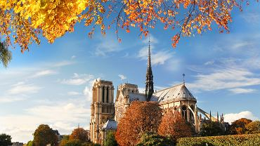 Paryż jesienią/ Fot. Shutterstock