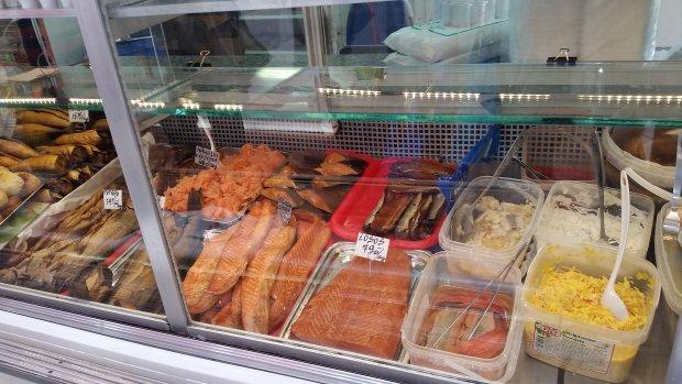 Ryby od pani Julianny i pana Marka