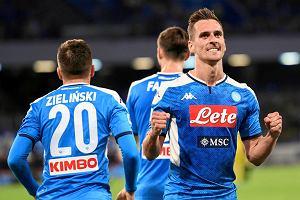 Jest skład Napoli na finał Pucharu Włoch! Dwóch Polaków w kadrze na mecz z Juventusem