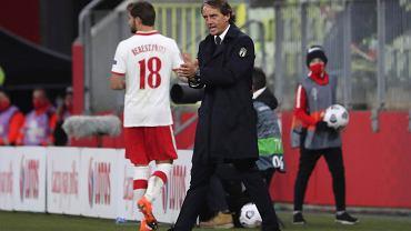 Włochy bez trenera i afera z testowaniem. Ogromne zamieszanie przed meczem z Polską
