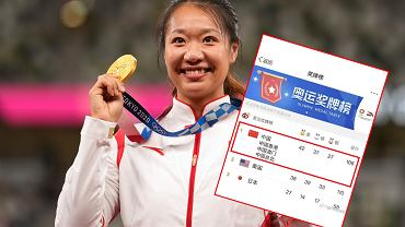 Chiny ogłosiły się zwycięzcą igrzysk olimpijskich