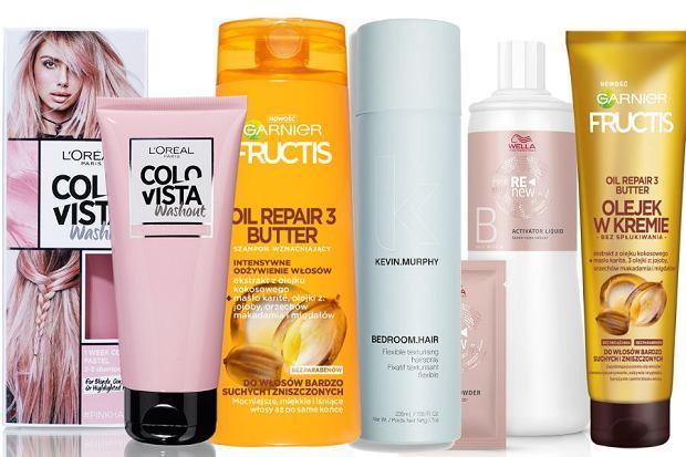 Nowości do pielęgnacji i stylizacji włosów
