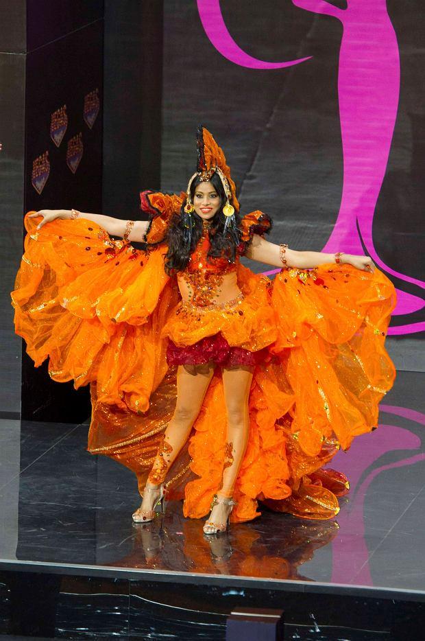 Katherina Roshana, Miss Gujany