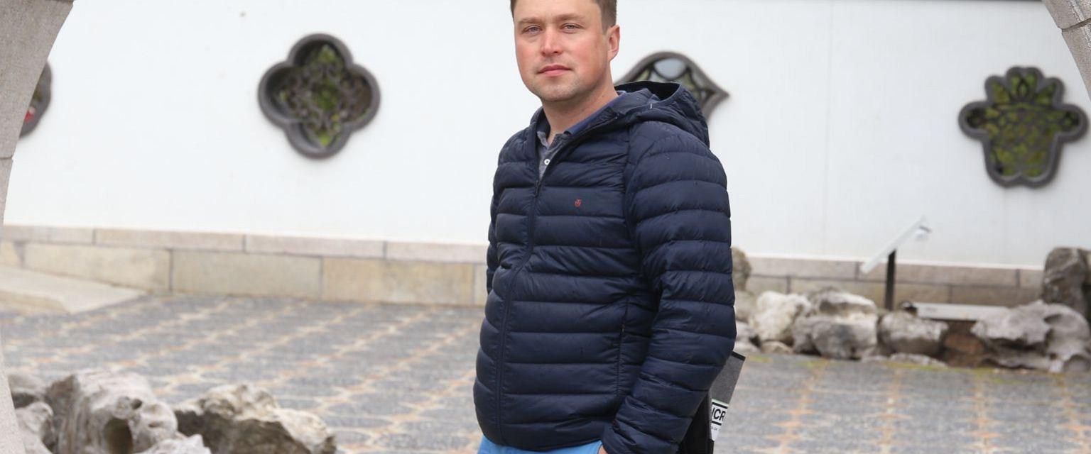 Krzysztof Walas (fot. archiwum prywatne)