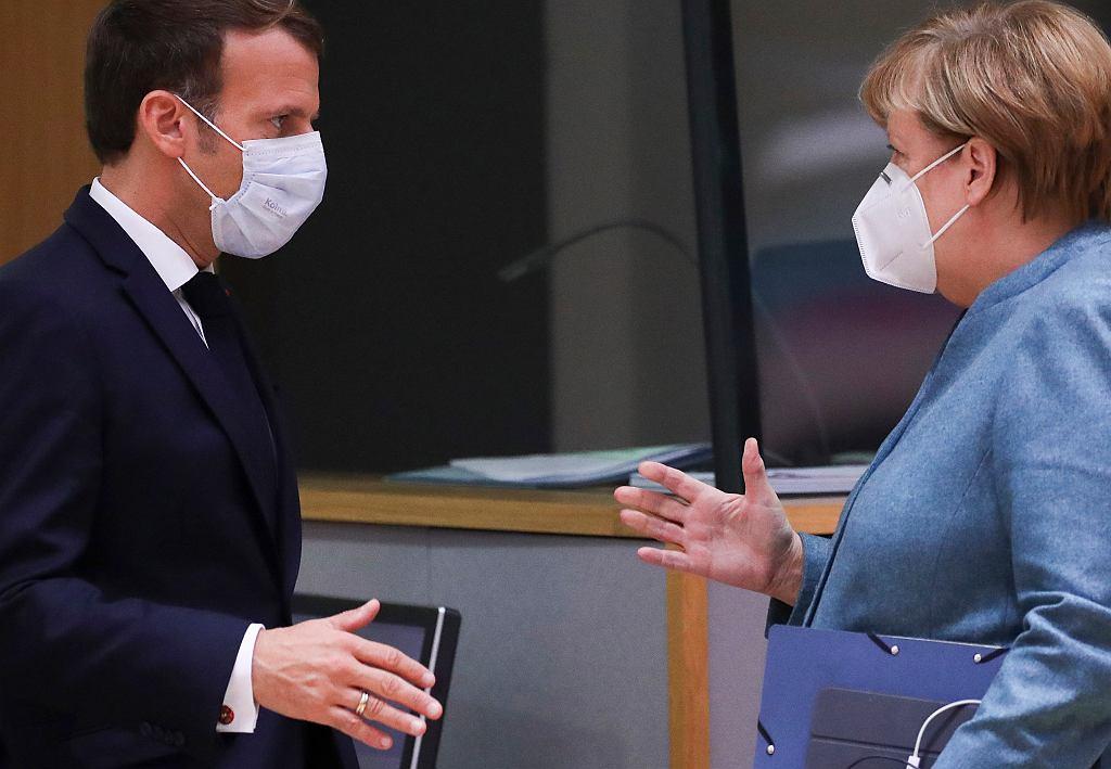 Francja i Niemcy mogą wprowadzić lockdown
