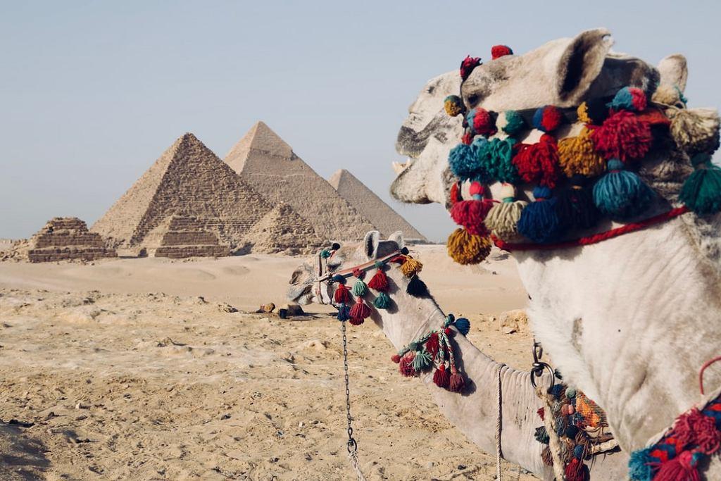 Egipt, zdjęcia ilustracyjne