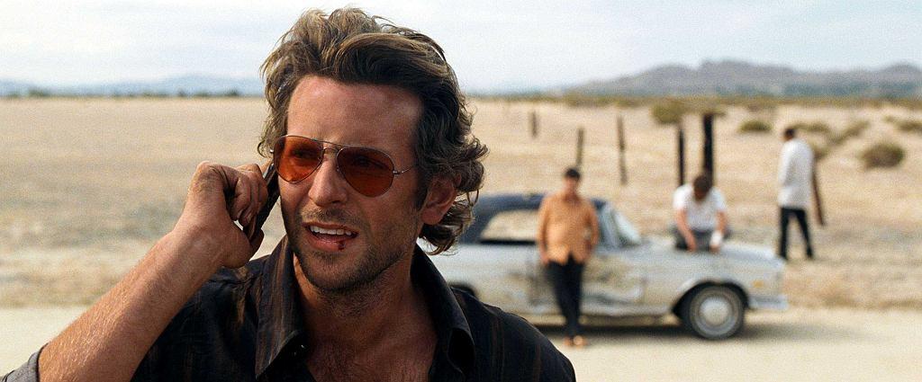 Bradley Cooper w filmie Kac Vegas