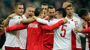 Mecz Polska - Niemcy w eliminacjach Euro 2016