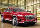 Takiego luksusu jeszcze nie było! Nowy Mercedes-Maybach - gigantyczna limuzyna i SUV w jednym