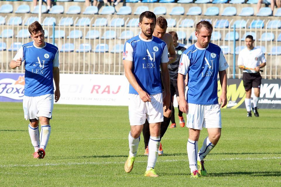 Trzecia liga: Polonia Świdnica - Stilon Gorzów 0:3 (0:2). Mecz został rozegrany na stadionie w Gorzowie