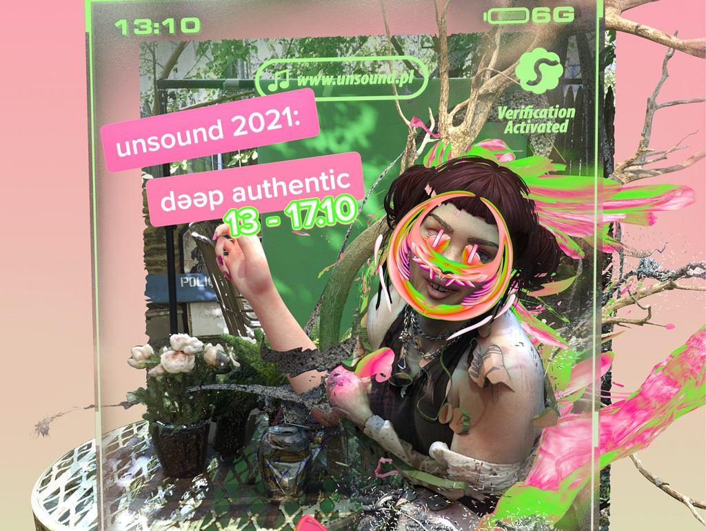 Plakat Unsound 2021