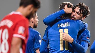 Tak Włosi podsumowali mecz z reprezentacją Polski w Lidze Narodów