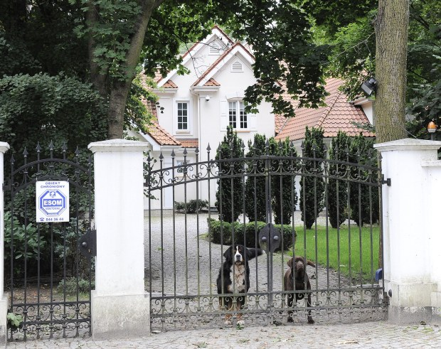 dom Lis Tomasz Hanna Smoktunowicz pies