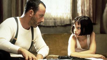 """""""Leon zawodowiec"""", reż. Luc Besson"""