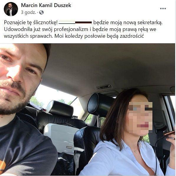 Marcin Kamil Duszek