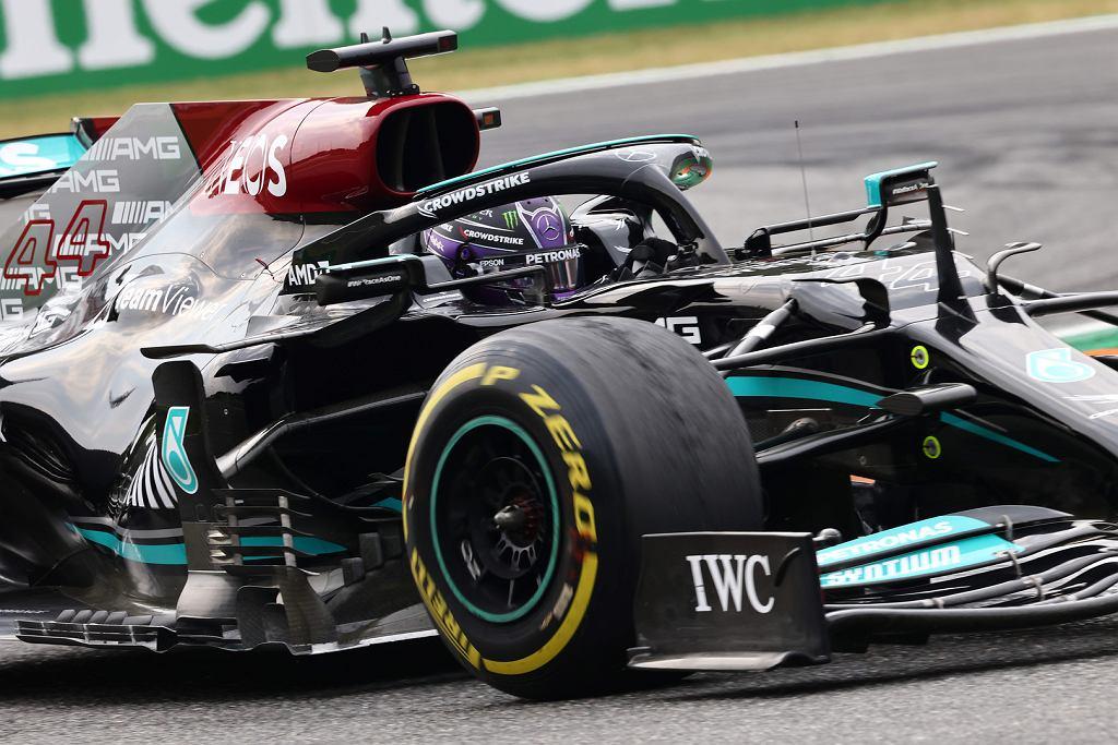 System Halo w bolidzie Formuły 1