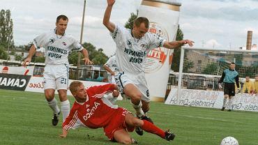 Amica Wronki - Aluminium Konin - finał Pucharu Polski 1998