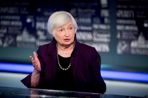 Joe Biden wybrał byłą szefową Fed Janet Yellen na sekretarza skarbu