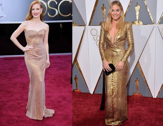 Oscary: Jessica Chastain i Robbie Margot