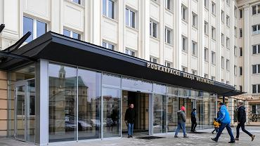 Koronawirus. Urząd wojewódzki w Rzeszowie (na zdjęciu) zamknięty dla petentów [NUMERY TELEFONÓW]