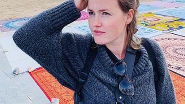 Olga Frycz pokazała niepublikowane zdjęcie z brzuszkiem. 'Jeśli mogłabym cofnąć czas'