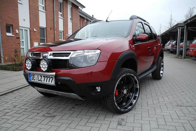 LZParts Dacia Duster