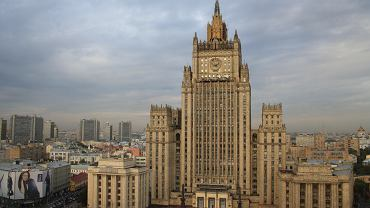 Siedziba rosyjskiego MSZ