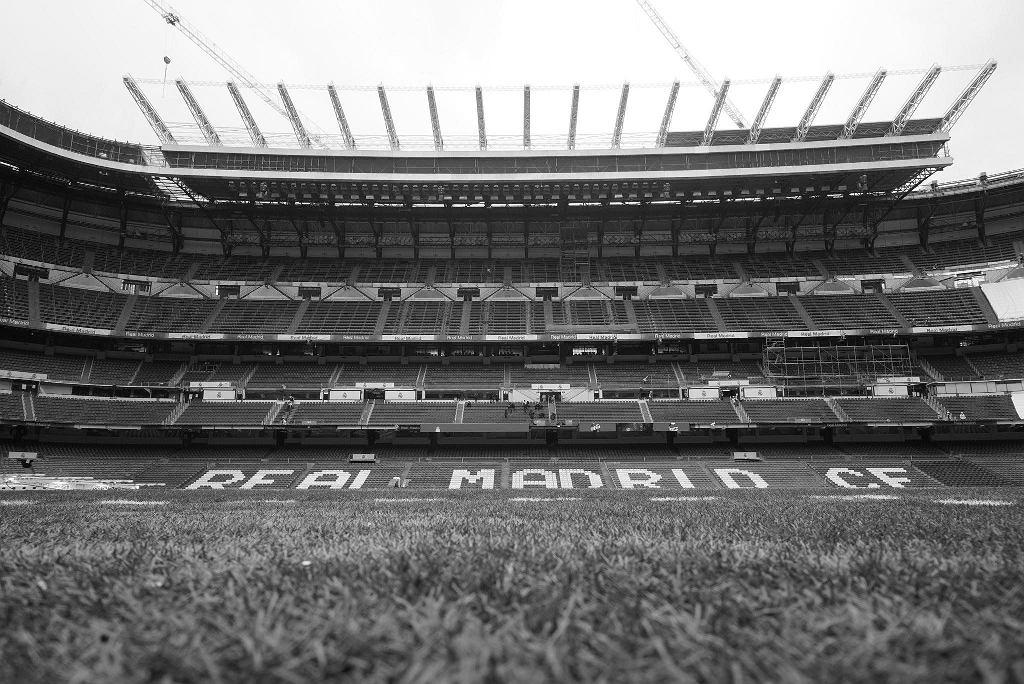Santiago Bernabeu, stadion Realu Madryt