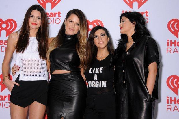 Kendall Jenner, Khloe Kardashian, Kourtney Kardashian i Kylie Jenner