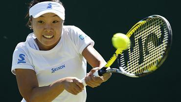 Wimbledon 2015. Magda Linette - Karumi Nara