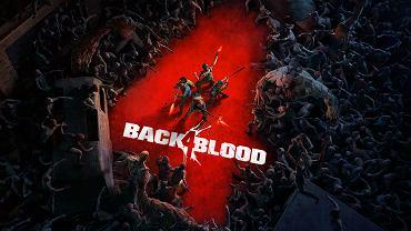 Okładka Back 4 Blood