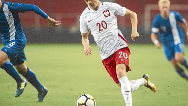 Robert Gumny w reprezentacji Polski do lat 21