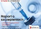 Raport o szczepieniach na COVID
