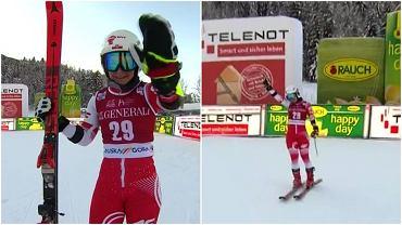 Maryna Gąsienica-Daniel z kolejnym świetnym wynikiem w Pucharze Świata