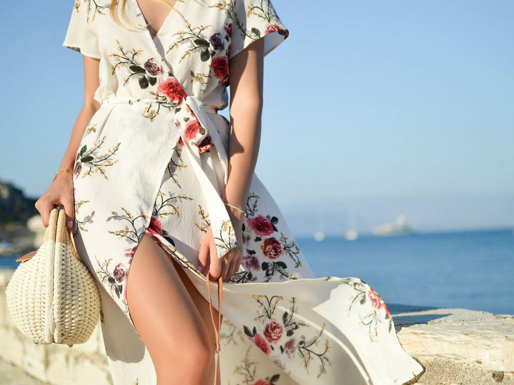 modne sukienki wiosna lato 2020