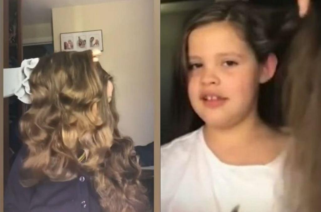 Na czym polega fryzura 'na skarpetkę'