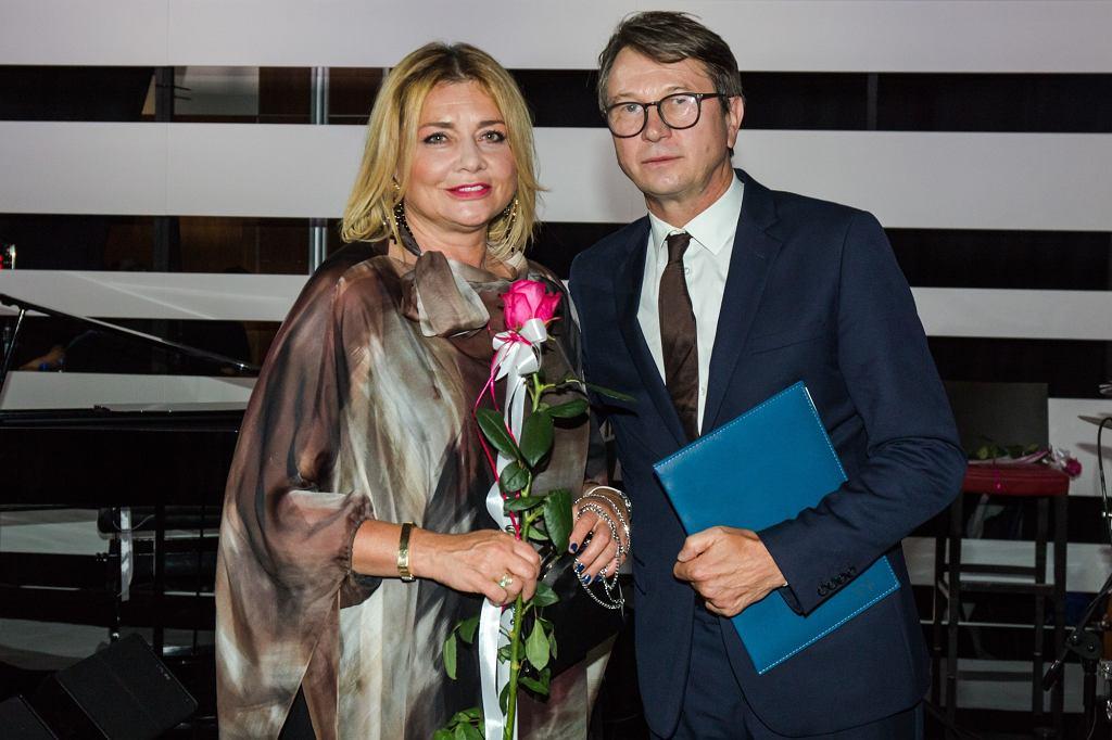 Piotr Cyrwus i Małgorzata Królikowska,