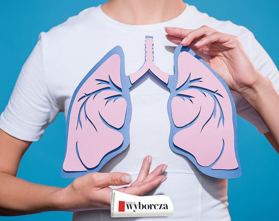 Jak leczyć przewlekłą obturacyjną chorobę płuc? Poradnik w piątek, 28 lutego w 'Wyborczej'.
