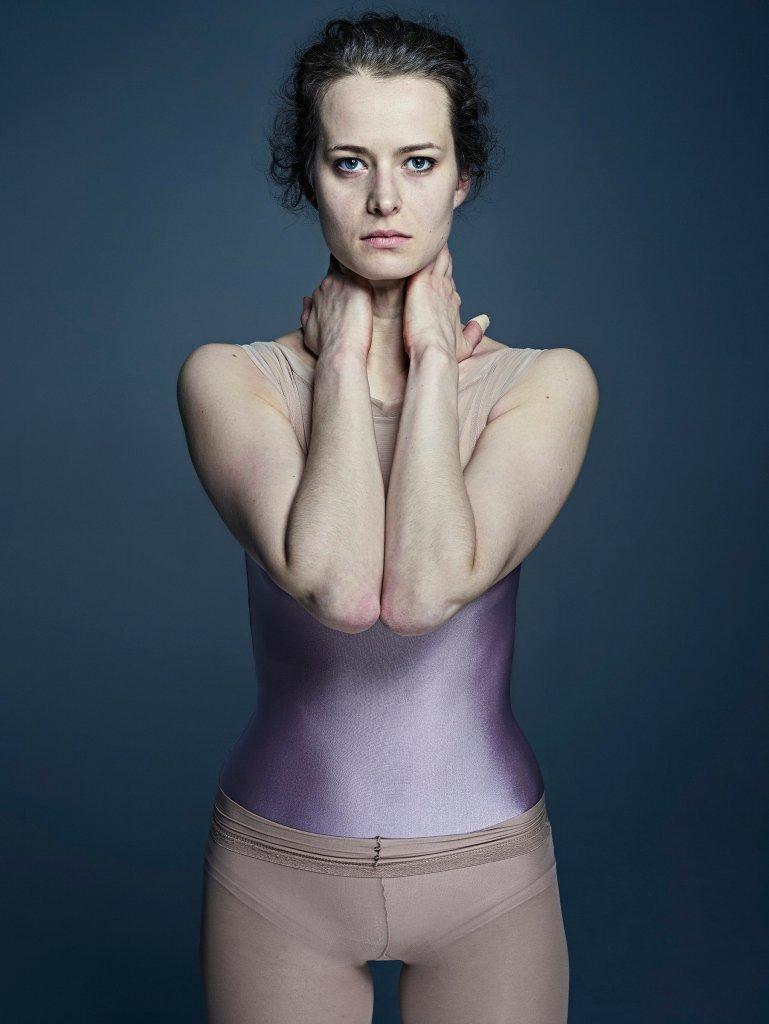 Jenni Schaferhoff, primabalerina, Coryphe´e, The Semperoper Ballett,