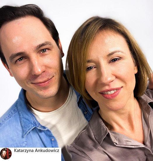 Katarzyna Ankudowicz i Stefan Pawłowski