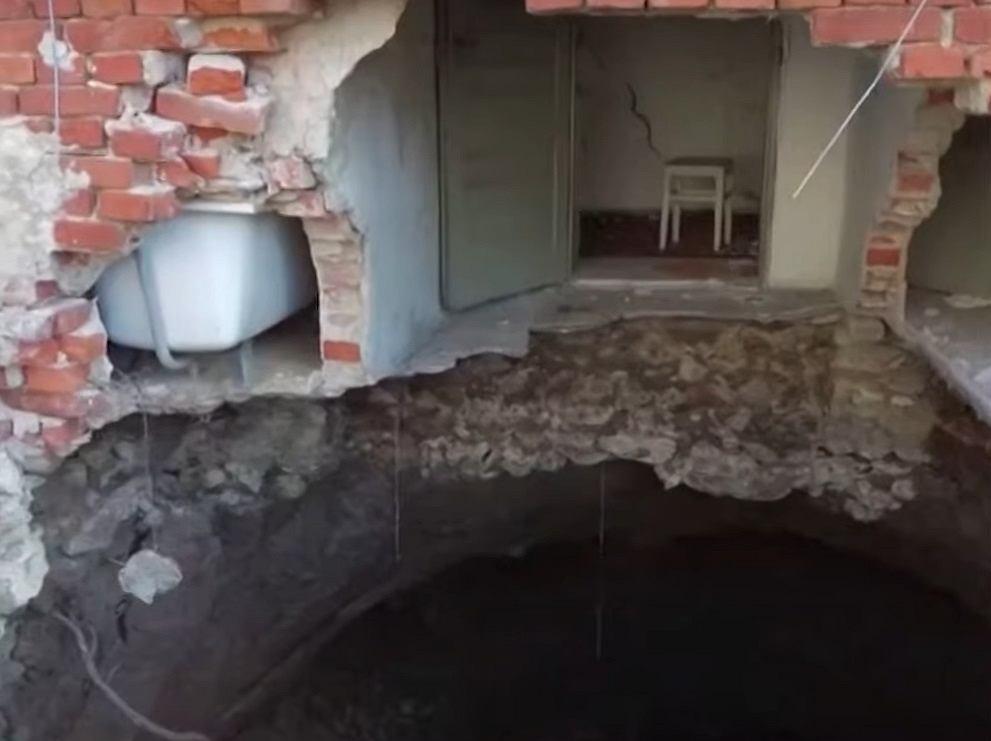 Leje kresowe po trzęsieniu ziemi w Chorwacji. Od grudnia pojawiło się ich niemal 90.