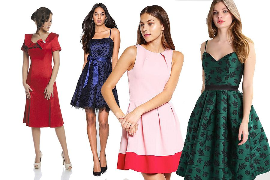 Sukienki na wesele - trendy 2017