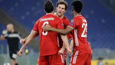 Włosi jednym słowem określili Lewandowskiego i to, w jaki sposób zdobył gola