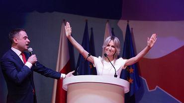 Początek kampanii wyborczej Magdaleny Ogórek